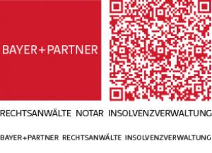 Logo der Kanzlei Bayer + Partner